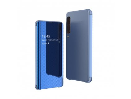 Pouzdro Flip View pro Samsung Galaxy A70 modré