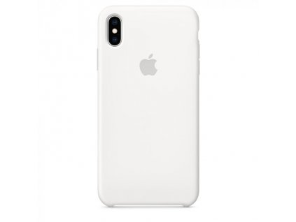 Apple MRWF2ZM/A pouzdro iPhone Xs MAX bílé (volně, rozbaleno)