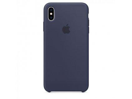 Apple MRWG2ZM/A pouzdro iPhone Xs MAX modré (volně, rozbaleno)