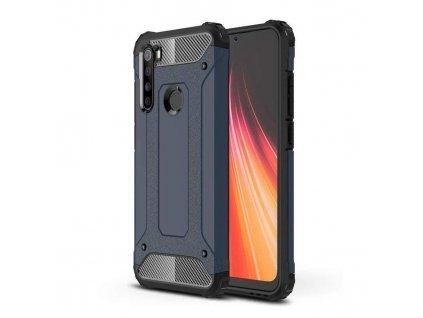 Hybrid Armor Case odolné pouzdro pro Xiaomi RedMi NOTE 8 modré