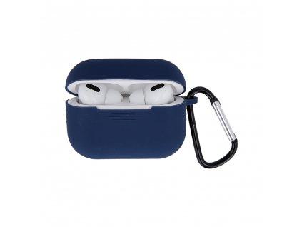 OEM silikonové pouzdro pro Apple AirPods PRO modré