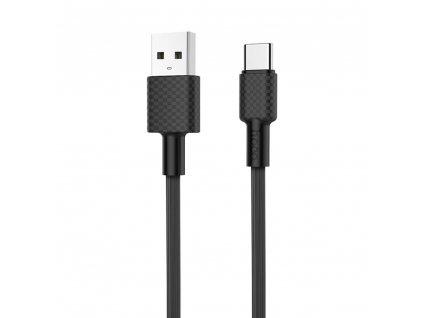 HOCO X29 USB kabel - USB-C 1m / 2A černý