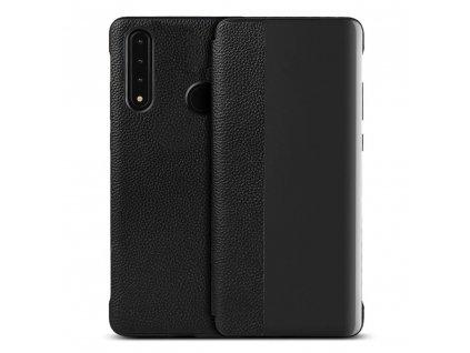 Pouzdro Sleep Case pro Huawei P30 Lite černé