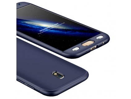 Pouzdro GKK 360 pro Samsung J530 Galaxy J5 2017 modré
