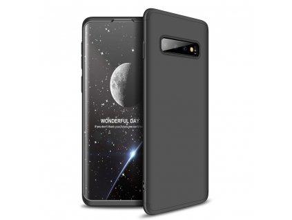 Pouzdro GKK 360 pro Samsung G975 Galaxy S10 Plus černé