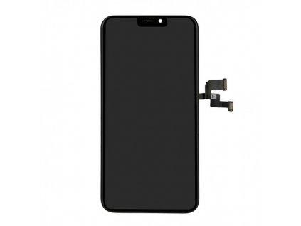 LCD displej + dotyková deska iPhone X (HARD OLED) GX Qualitty black - OEM NÁHRADNÍ DÍL