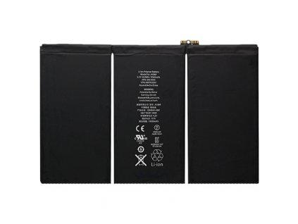 Baterie pro Apple iPad 3 / iPad 4 APN: 616-0591 / 0592 / 0593 - 11560 mAh (bulk) - HQ