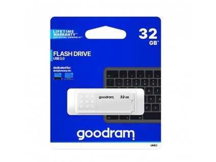 Goodram UME2-0320W0R11, 32GB flash disk / USB 2.0