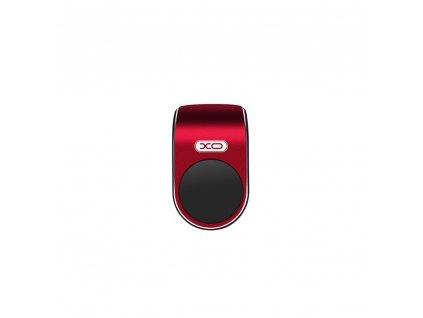 XO C25 univerzální držák do mřížky ventilátoru magnetický, červený