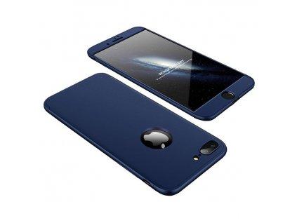 """Pouzdro GKK 360 pro Apple iPhone 8 Plus (5,5"""") modré"""
