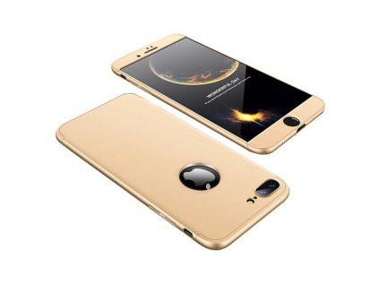 "Pouzdro GKK 360 pro Apple iPhone 8 Plus (5,5"") zlaté"