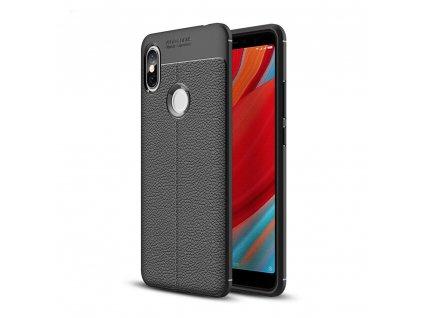 Pouzdro Litchi Case pro Xiaomi RedMi S2 černé
