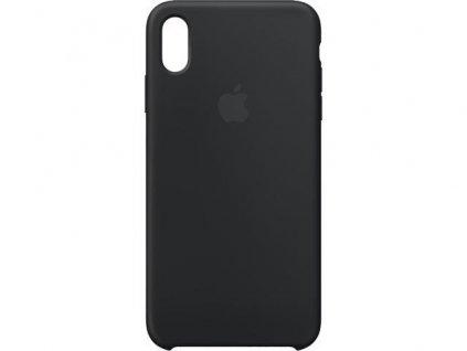 Apple MRWE2ZM/A pouzdro iPhone Xs MAX černé (volně, rozbaleno)