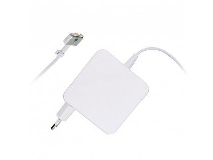 Akyga nabíječka pro MacBook s konektorem Magsafe2 45W / 14,85V / 3,05A / 1,7m