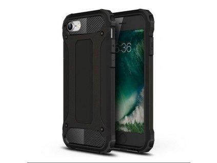 """Hybrid Armor Case odolné pouzdro pro iPhone 7 / 8 (4,7"""") / SE 2020 černé"""