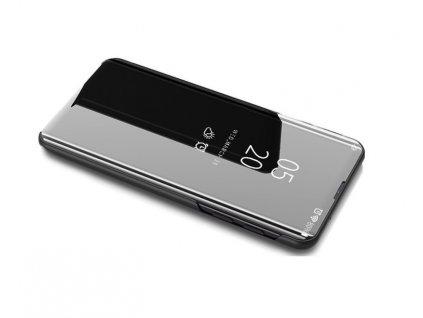 Pouzdro Clear View pro Huawei Nova 5T / Honor 20 černé