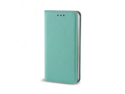 Pouzdro Smart Magnet pro Samsung A20e mint