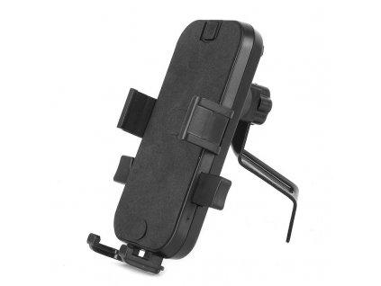 Univerzální držák RearView na mobil pro motocykl / pozice zrcátka - černý
