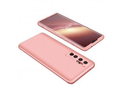 Pouzdro GKK 360 pro Xiaomi Mi NOTE 10 Lite růžové