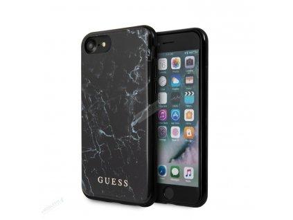 "Guess kryt pro iPhone 7 / iPhone 8 (4,7"") / SE 2020 černý, GUHCI8PCUMABK"