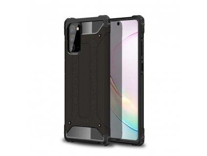 Hybrid Armor Case odolné pouzdro pro Samsung N980 Galaxy NOTE 20 černé