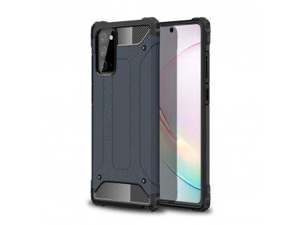 Hybrid Armor Case odolné pouzdro pro Samsung N980 Galaxy NOTE 20 modré