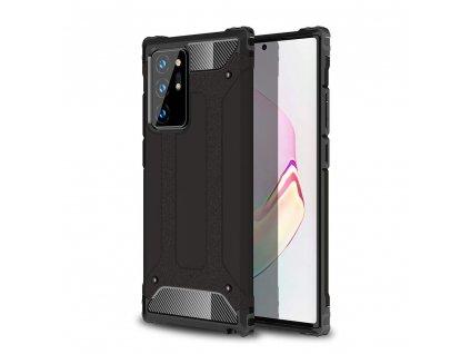 Hybrid Armor Case odolné pouzdro pro Samsung N985 Galaxy NOTE 20 Ultra černé