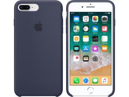 """Apple MQGY2ZM/A pouzdro iPhone 7+ / 8+ (5,5"""") blue (volně, rozbaleno)"""