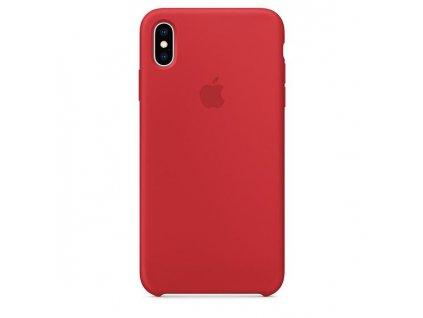 Apple MRWC2ZM/A pouzdro iPhone X / Xs červené (volně, rozbaleno)