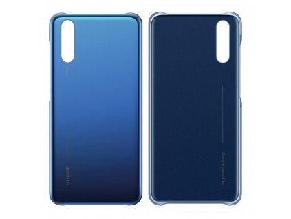 Huawei 51992347 pro Huawei P20 Color Case modré