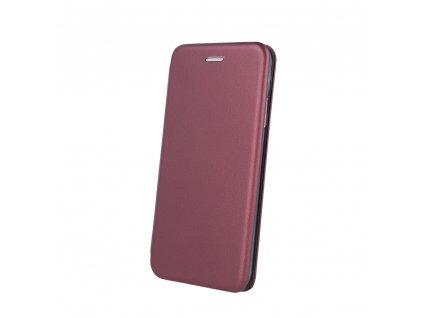 Pouzdro Smart Diva pro Xiaomi RedMi Note 9 burgundy