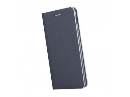 Pouzdro Smart Venus pro Huawei P40 Lite E / Y7p modré