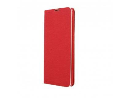 Pouzdro Smart Venus pro Huawei P40 Lite E / Y7p červené