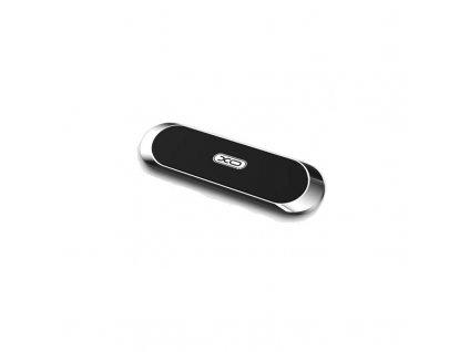 XO samolepící univerzální držák magnetický stříbrný
