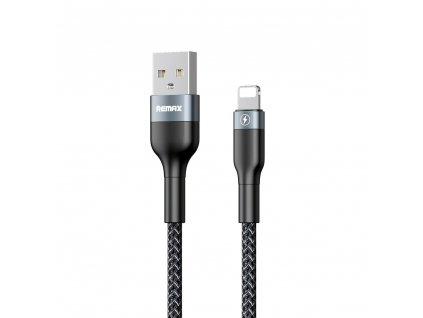 REMAX RC-064i USB kabel pro iPhone / Lightning 2,4A / 1m - černý