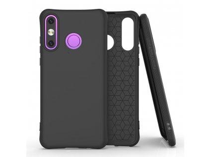 Pouzdro Soft Color Case pro Huawei P30 Lite černé
