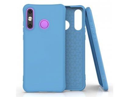 Pouzdro Soft Color Case pro Huawei P30 Lite modré