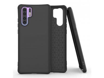 Pouzdro Soft Color Case pro Huawei P30 PRO černé