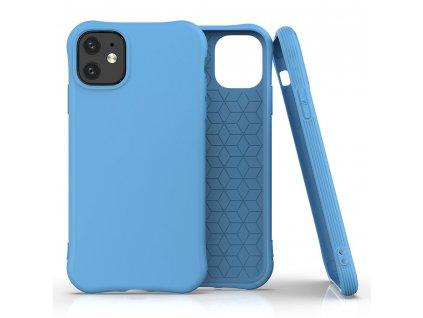 Pouzdro Soft Color Case pro iPhone 11 modré