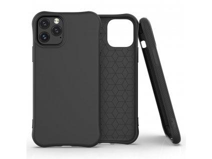 Pouzdro Soft Color Case pro iPhone 11 PRO MAX černé