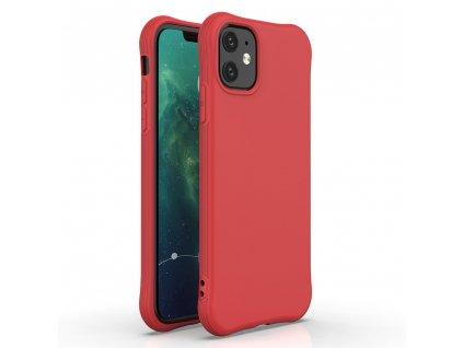 Pouzdro Soft Color Case pro iPhone 11 červené