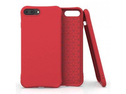 "Pouzdro Soft Color Case pro iPhone 7+ / 8+ (5,5"") červené"