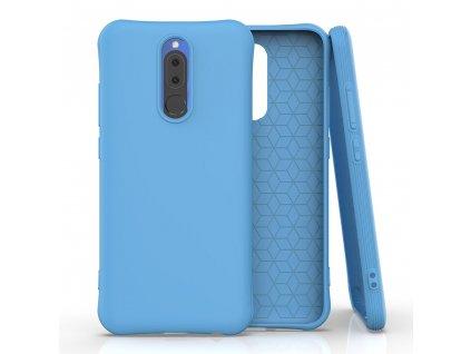 Pouzdro Soft Color Case pro Xiaomi RedMi 8A / RedMi 8 modré