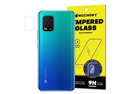 Wozinsky ochranné tvrzené sklo na kameru pro Xiaomi Mi 10 Lite