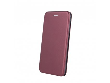 Pouzdro Smart Diva pro Xiaomi RedMi 9A / 9AT burgundy