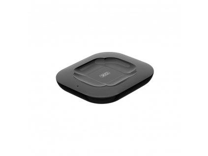 XO WX017 bezdrátová nabíječka pro Airpods 2 / Airpods PRO 10W - černá