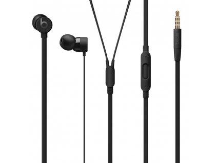 UrBEATS3 headset 3,5mm jack black / černý MQFU2LL/A
