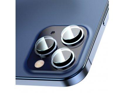 Baseus SGAPIPH61P-JT 2x sada 3ks ochranné tvrzené sklo na kameru iPhone 12 PRO MAX, 12 PRO