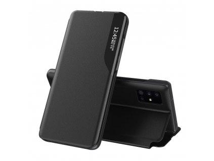 Pouzdro ECO Leather View pro Samsung G980 Galaxy S20 černé