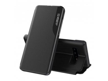 Pouzdro ECO Leather View pro Samsung G975 Galaxy S10 Plus černé